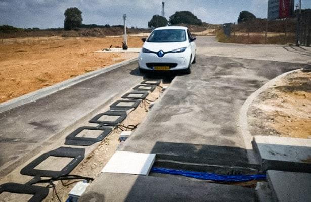 Израильский стартап электрифицирует дороги в Тель-Авиве и Швеции