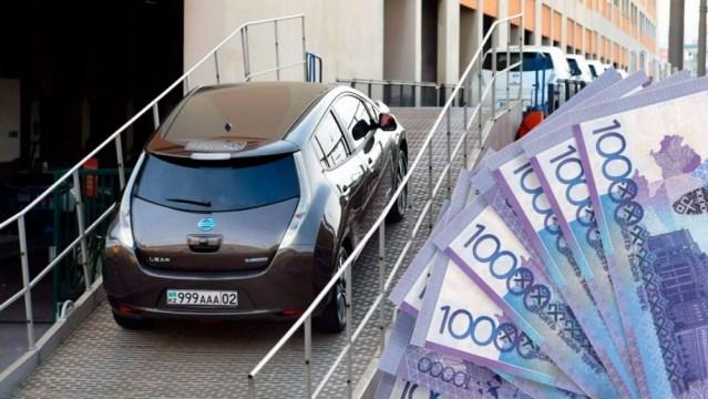 Как растаможить электромобиль в Украине?