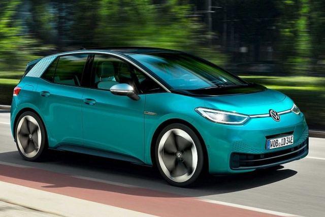 С 17 июня 2020 уже можно сделать предзаказ нового электромобиля VW ID.3 от Volkswagen