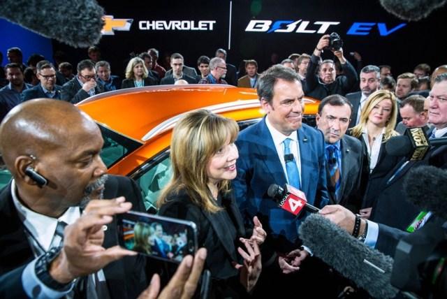 Отчет General Motors и планы по производству электромобилей