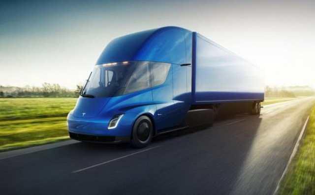 Електровантажівки: найближче майбутнє і далекі перспективи