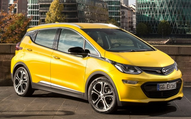 Opel Ampera-e — аналог Chevrolet Bolt EV или есть разница?