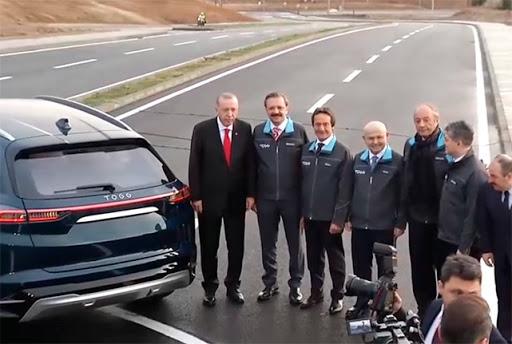 Первый электромобиль выпустят в 2022 году в Турции