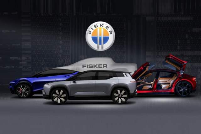 Презентация электрокаров от Fisker: новый конкурент Tesla вступает в игру