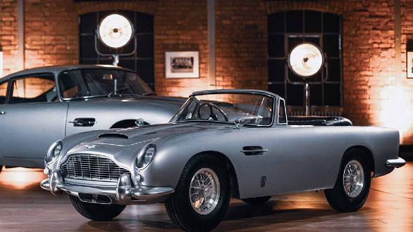 Aston Martin выпустит детский электромобиль DB5 Junior
