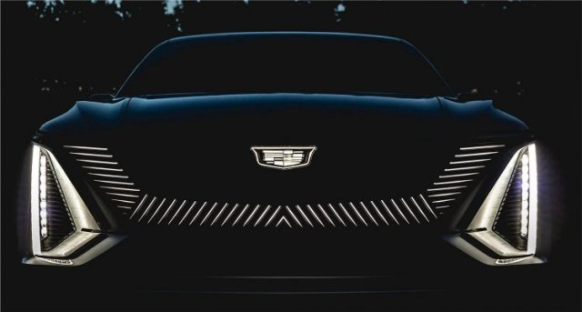Озвучена стартовая цена электромобиля Cadillac Lyriq