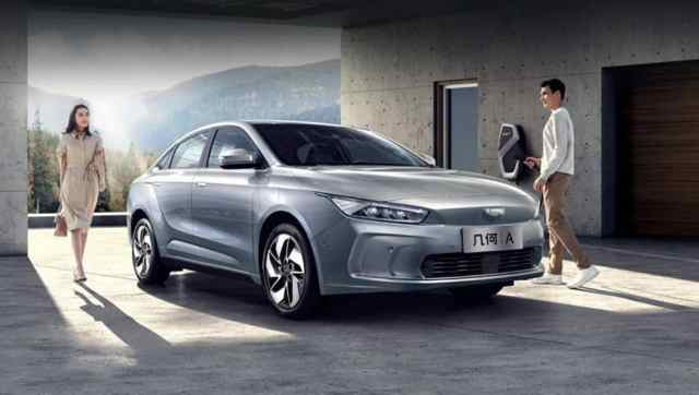 Geely Geometry A
