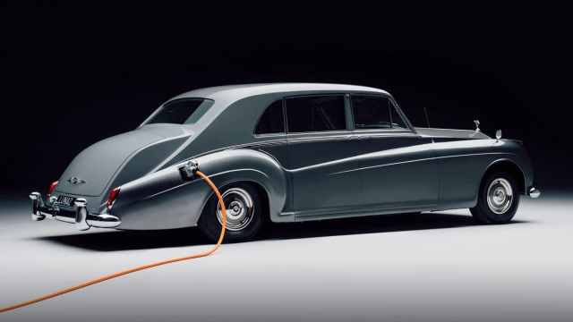 Электромобили Rolls-Royce от Lunaz — обновленная классика