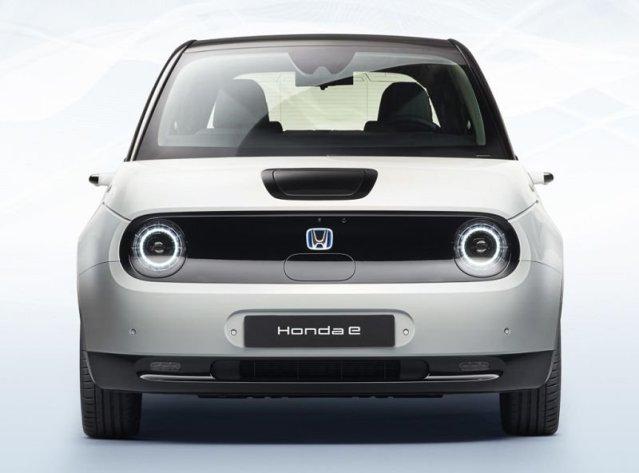 Серийный Honda e начнут продавать 30 октября 2020 года