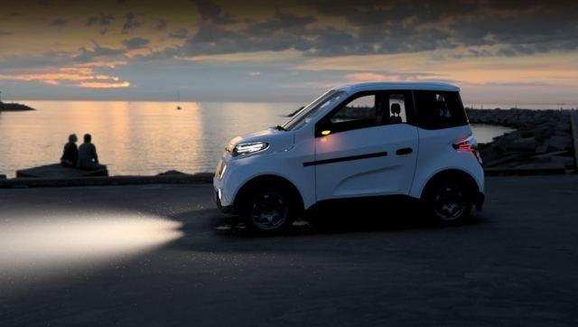 Выпуск серийного электромобиля Zetta отложен