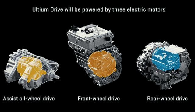 Платформа Ultium Drive — новинка от General Motors