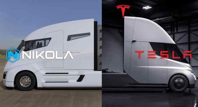 Nikola заключили выгодное партнерство, а акции Tesla упали