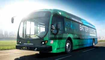 Канада электробусы