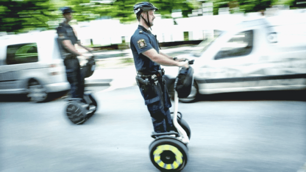 Национальная полиция Украины электросамокаты