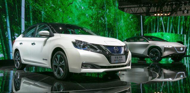 Планы Nissan Motor в Китае: захват рынка