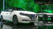 Nissan в Китае