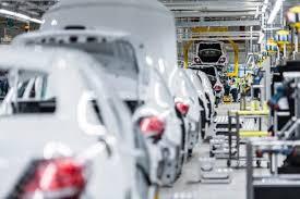 производство автомобилей и гибридов