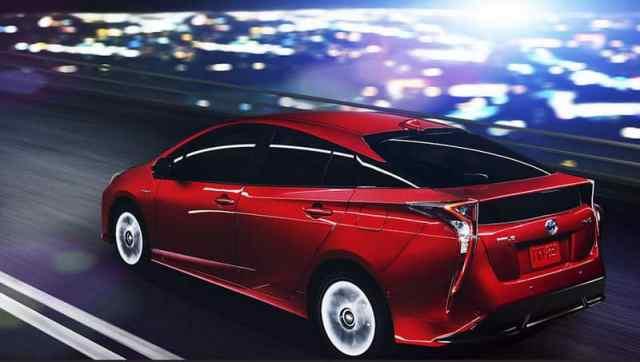 Toyota Prius Четвертое поколение