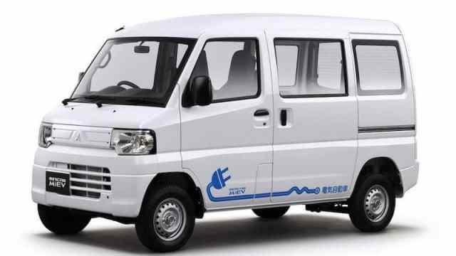Mitsubishi Minicab MiEV