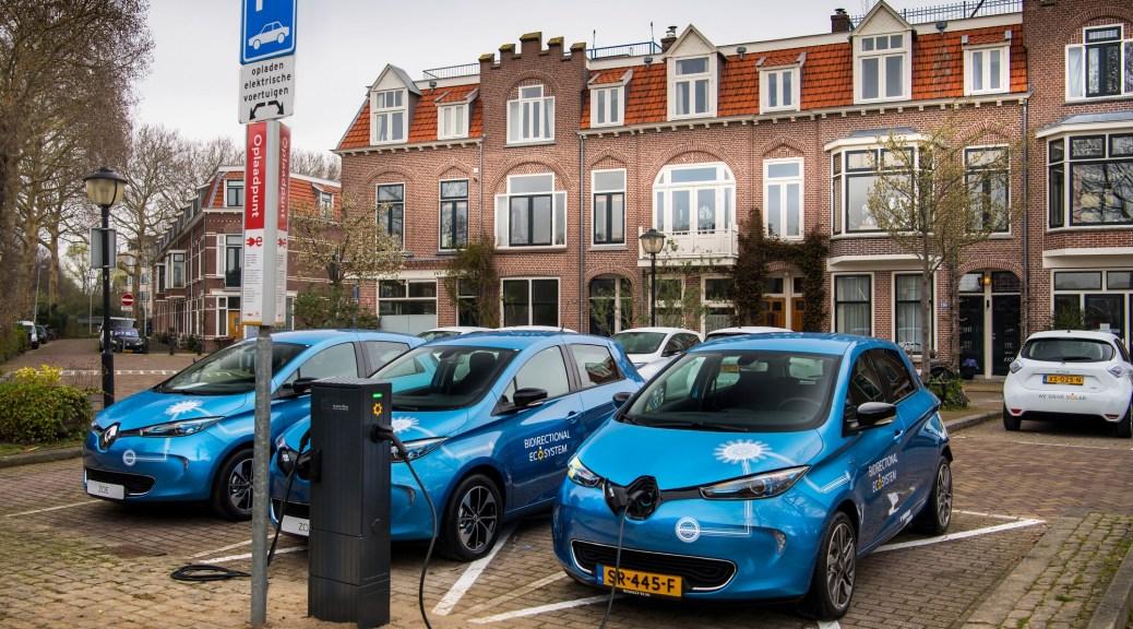 Электромобили в Европе и мире