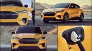 Электромобиль Ford Mustang Mach-E GT