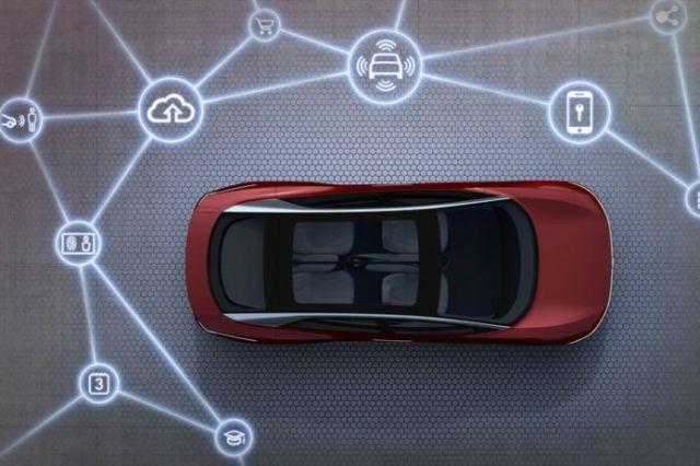 Флагманский электромобиль VW Project Trinity