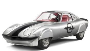 Электромобиль Opel Elektro GT 1971 год