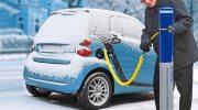Продажи электромобилей в России прогноз