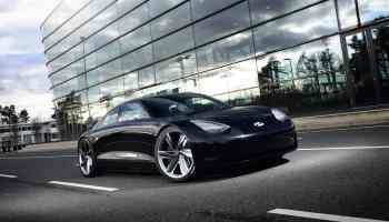 Концепт электромобиля Prophecy