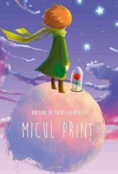 Micul prinț, carte ilustrata pentru copii e-carteata.ro