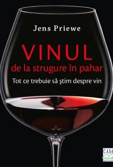 Vinul - de la strugure în pahar, e-carteata.ro