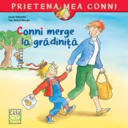 Conni merge la grădiniță, Prietena mea Conni, e-carteata.ro, Editura Cartea Ta