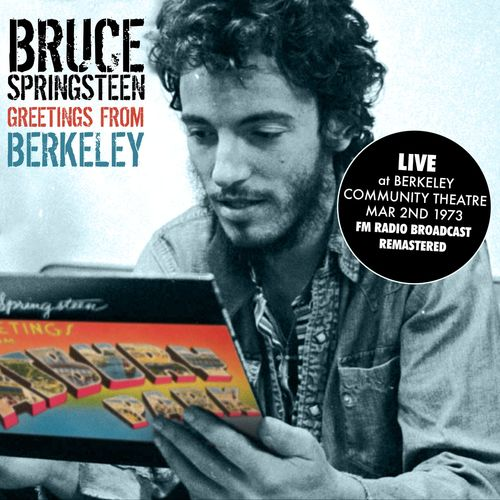 Image result for bruce springsteen berkeley 1973 images