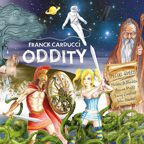 Franck Carducci – Alice's Eerie Dream