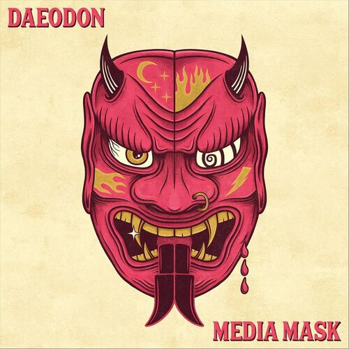 Daeodon – Media Mask