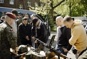 Na Śląsku trwa pierwsza rekrutacja do Wojsk Obrony Terytorialnej.