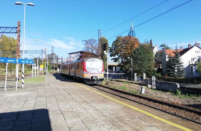 dworzec kolejowy Chorzów