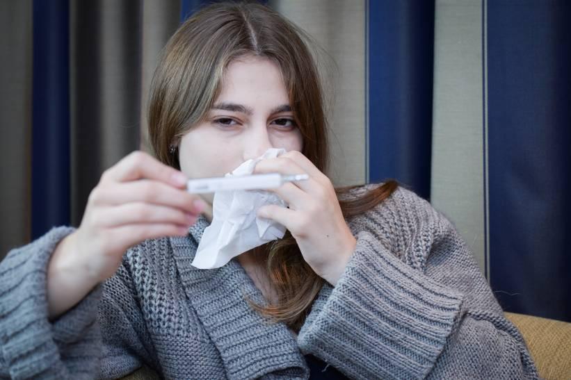 Leczenie przeziębień ogólnie mało skuteczne