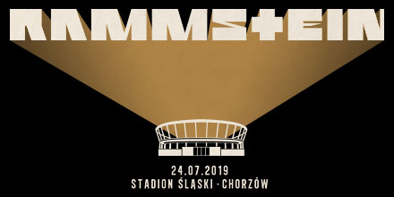 24 lipca 2019 Koncert – Rammstein na Stadionie Śląskim