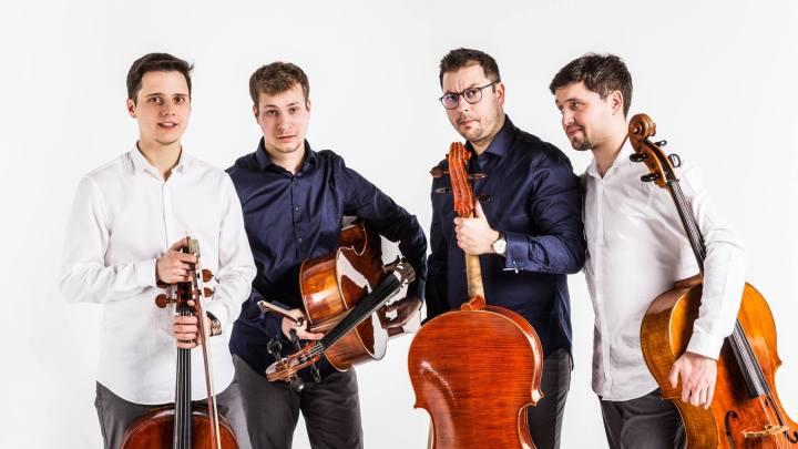 Cello Maniax w Chorzowie 24 listopad