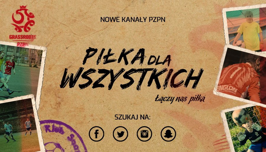 """Piłka dla wszystkich"""". Nowe kanały komunikacji PZPN"""