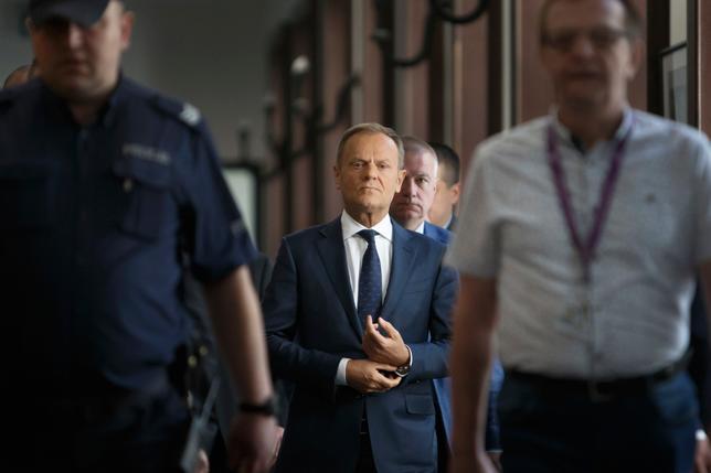 Nie wiadomo czy Donald Tusk przyjedzie na przesłuchanie.