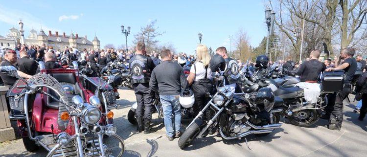 Ok. 50 tys. motocykli na zjeździe w Częstochowie