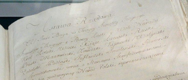 227 lat temu uchwalono Konstytucję 3 Maja