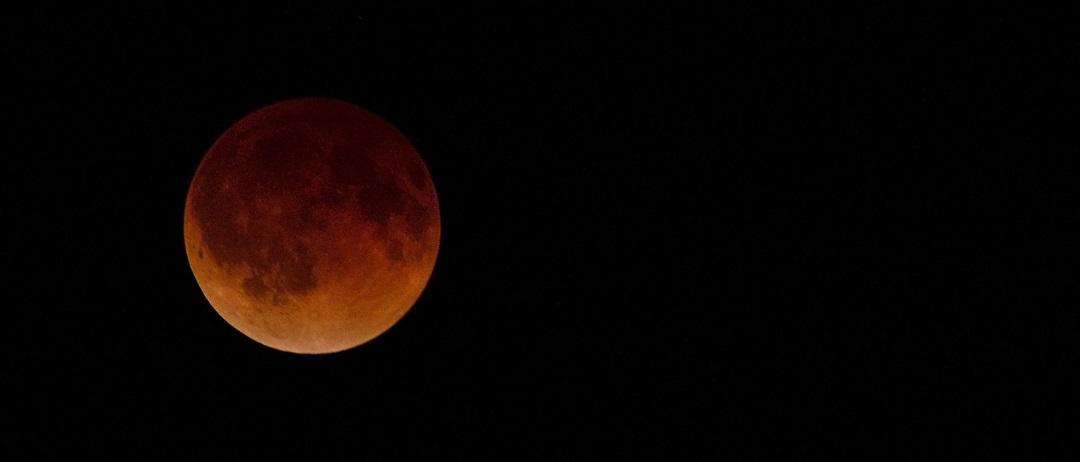 W środę nietypowe zaćmienie Księżyca - Super Blue Blood Moon