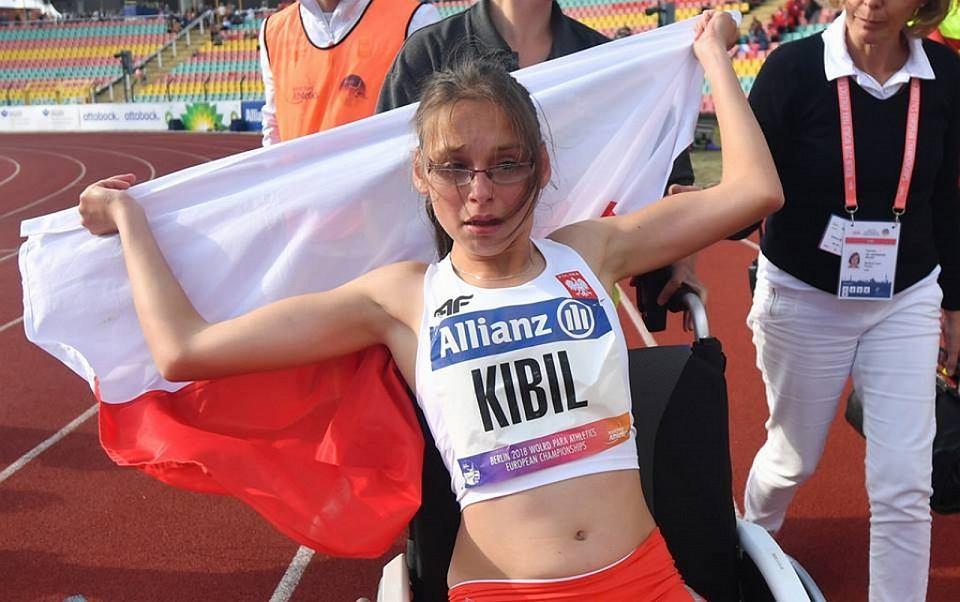 Trenerzy zakazali jej startu. Jagoda Kibil pobiegła i zdobyła złoty medal ME