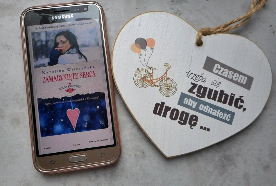 Zamarznięte serca, Karolina Wilczyńska - recenzja