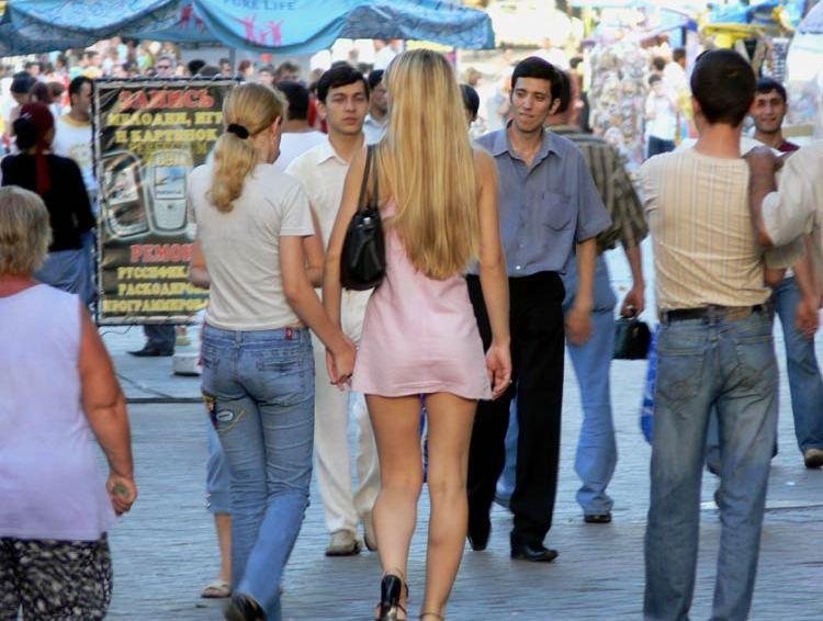 No more panties in Uzbekistan