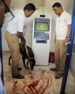 Gruesome ATM Booth Attack leaves Victim Paralyzed
