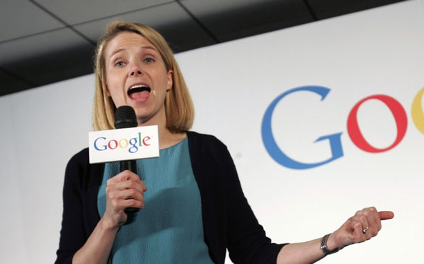Yahoo Inc CEO Marissa Mayer.